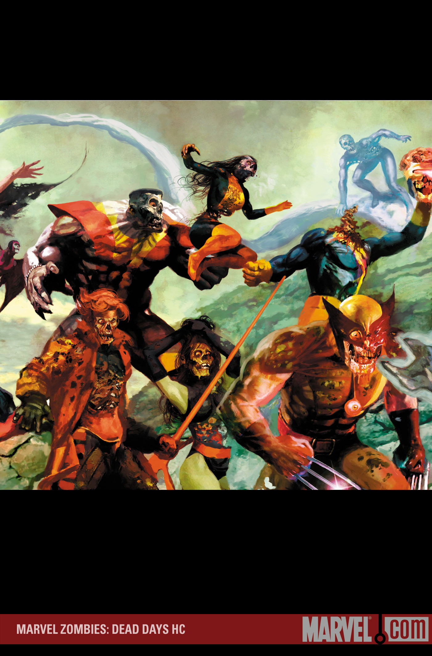 Imagenes Y Wallpaper Marvel Zombies