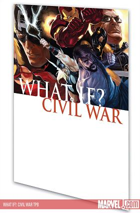 What If?: Civil War cover